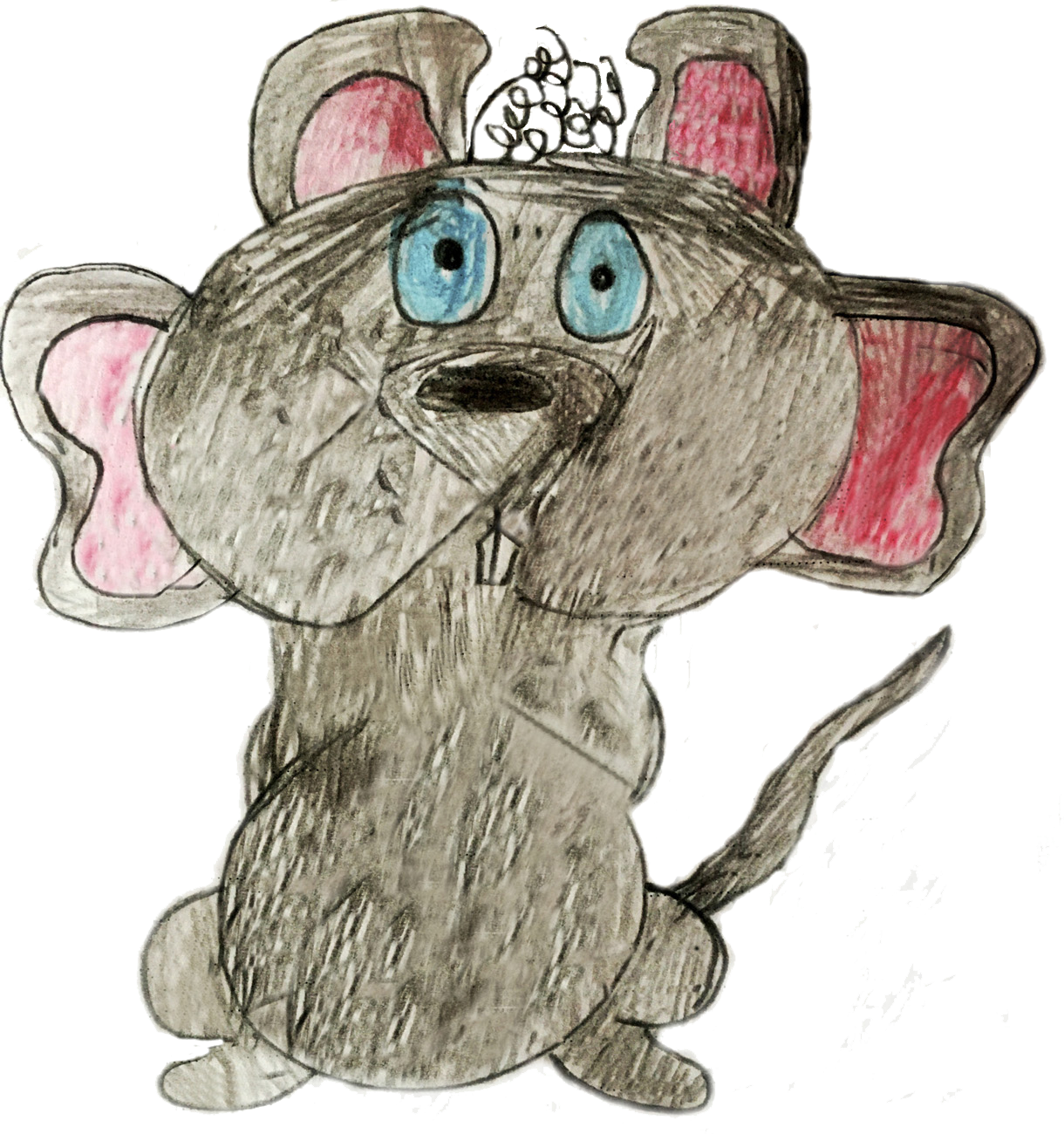 Pilla the Mouse